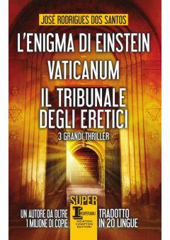L'enigma di Einstein - Vaticanum - Il tribunale degli eretici