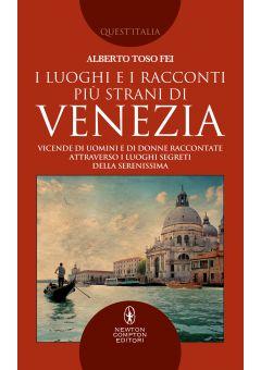 I luoghi e i racconti più strani di Venezia