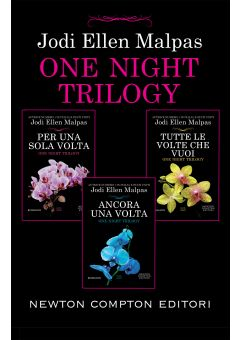 One night trilogy cofanetto 3 volumi