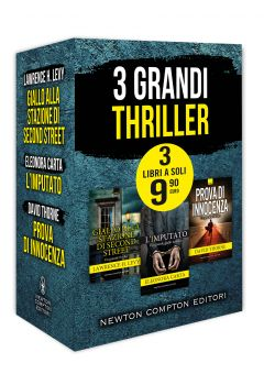 Tre Grandi Thriller