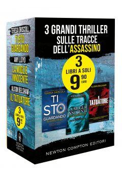 3 grandi thriller - Sulle tracce dell'assassino