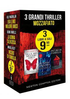 3 grandi thriller - Mozzafiato