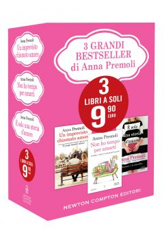 3 grandi bestseller di Anna Premoli