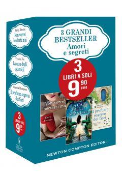 3 grandi bestseller. Amori e segreti