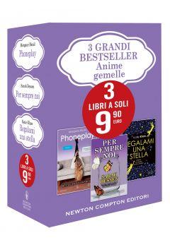 3 grandi bestseller. Anime gemelle