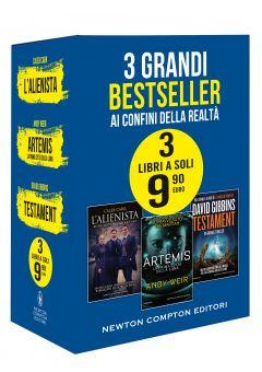 3 grandi bestseller. Ai confini della realtà