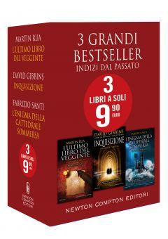 3 grandi bestseller  - Indizi dal passato