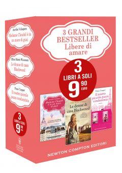 3 grandi bestseller - Libere di amare
