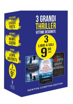 3 grandi thriller - Vittime designate