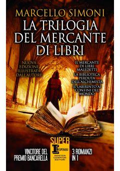 La trilogia del mercante di libri - edizione illustrata