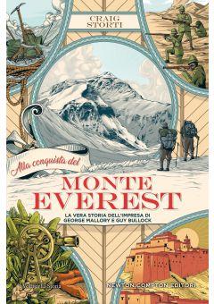 Alla conquista del monte Everest