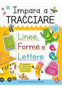 Impara a tracciare linee, forme e lettere