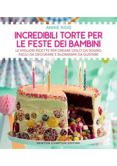Incredibili torte per le feste dei bambini