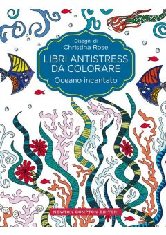 Libri antistress da colorare. Oceano incantato