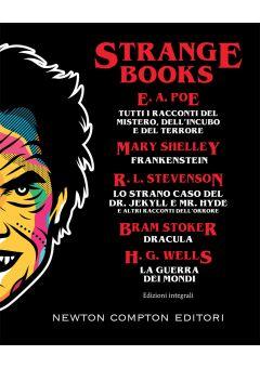 Strange Books - cofanetto